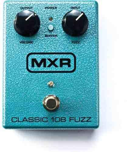 Pedal Mxr M173 Classic 108 Fuzz Dunlop M173