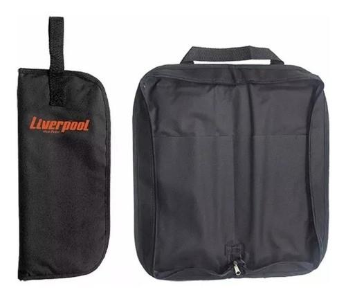 Bag Simples Preto Para Baquetas - Bag 03p - Liverpool