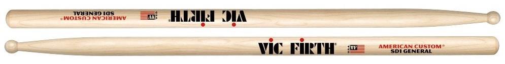 """Baqueta Vic Firth American Custom Maple SD1 General """"Padrão 2B"""" (1148)"""