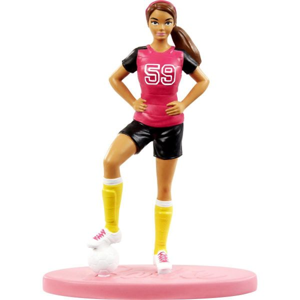 Barbie Conjunto Mini Figuras 7cm Profissões - Mattel Gnm52