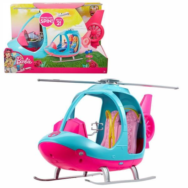 Barbie Explorar e Descobrir Helicóptero FWY29 - Mattel