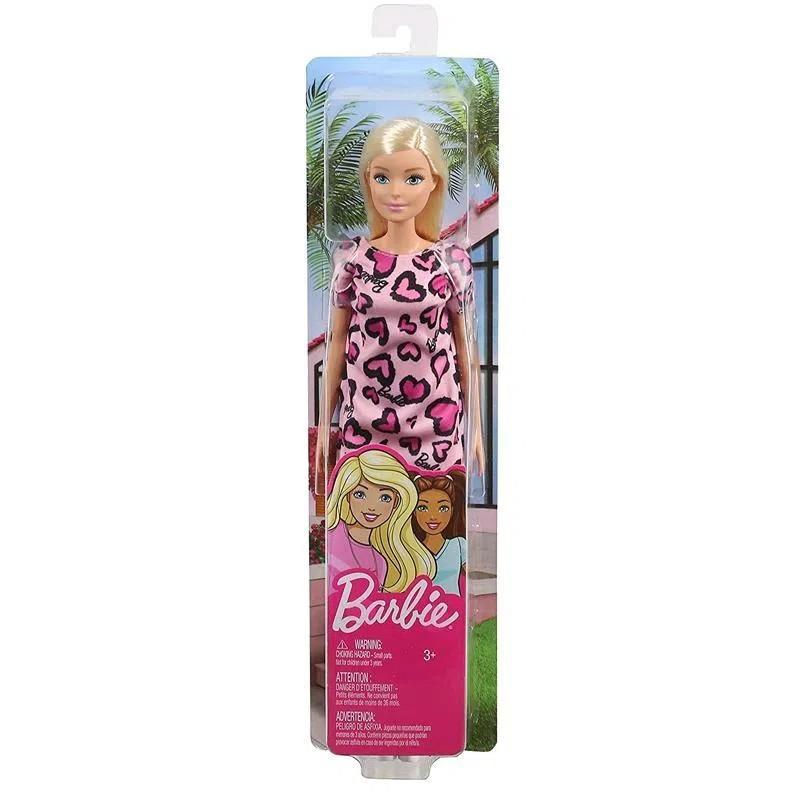 Boneca Barbie Loira Fab Fashion Mattel T7439