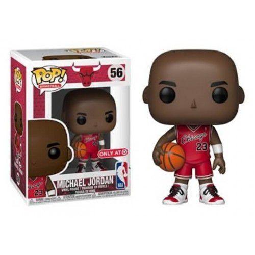 Boneco Funko Pop! - Nba Chicago Bulls - Michael Jordan #56