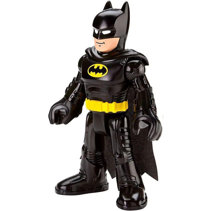 Boneco Grande Imaginext Dc Super Friends Batman 25 Cm Mattel