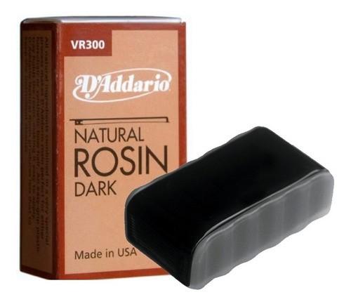 Breu D'addário Natural Escuro Vr-300 Qualidade P/seu Violino