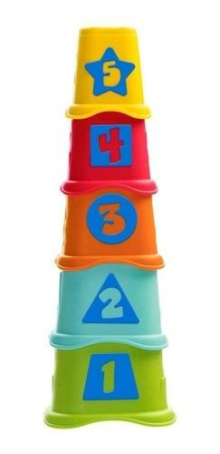 Brinquedo Copos Dos Numeros - Chicco Smart2play (6m+)