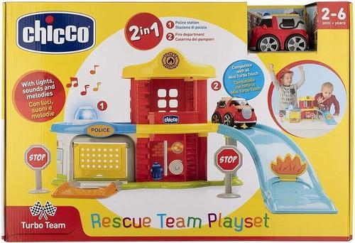 Brinquedo Estação De Resgate Rescue Team - Chicco