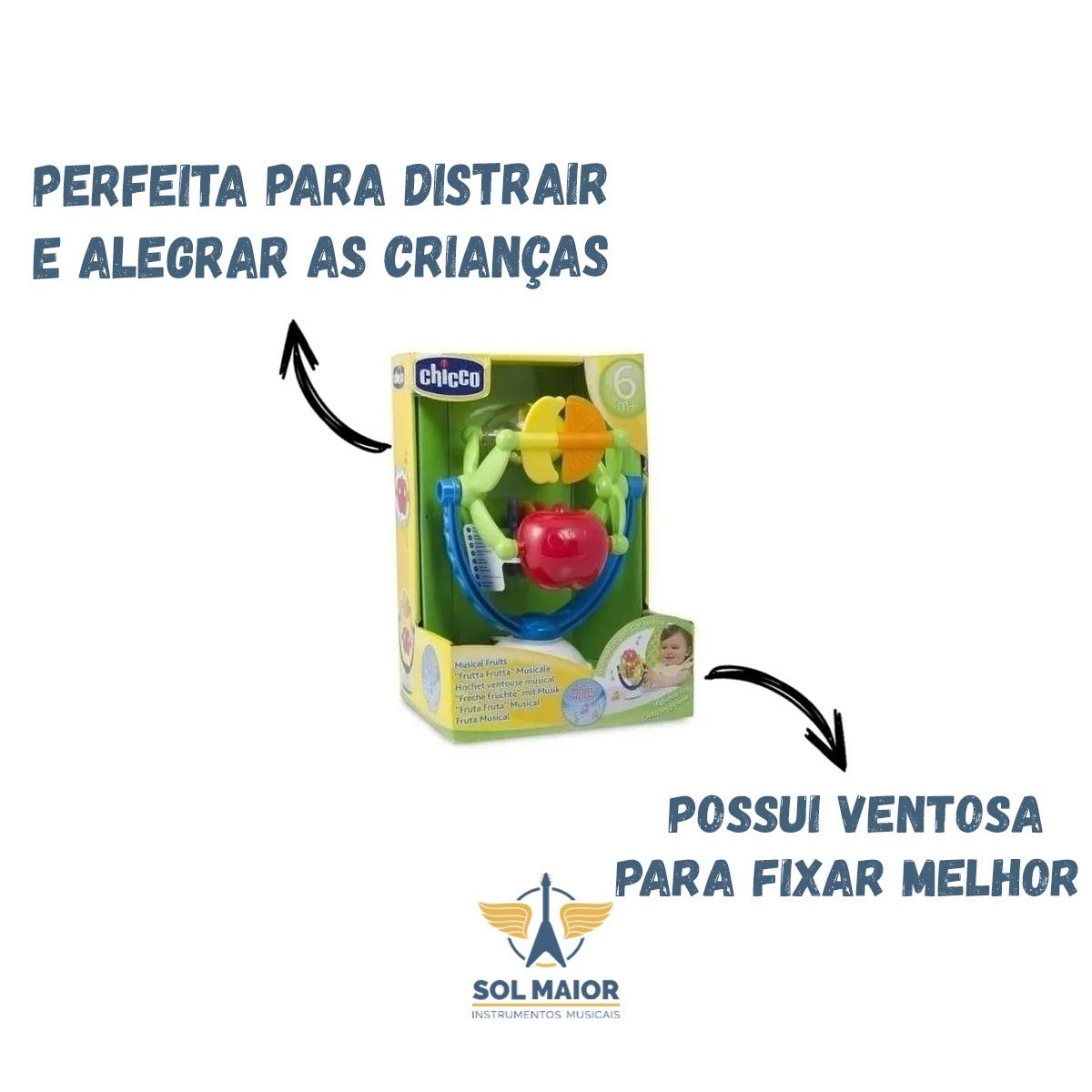 Brinquedo Para Bebe Roda Gigante Da Frutas - Chicco