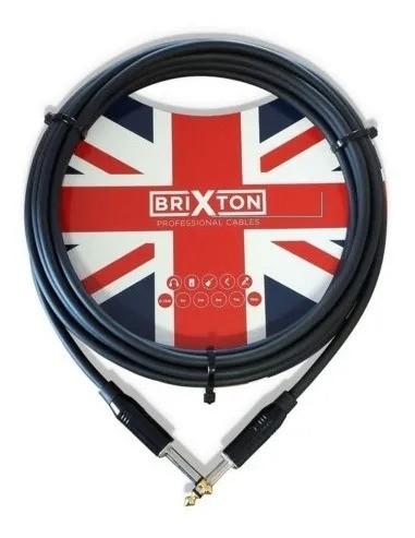 Cabo Instrumentos P10 X P10 4,57m Brixton Bc105 Leacs