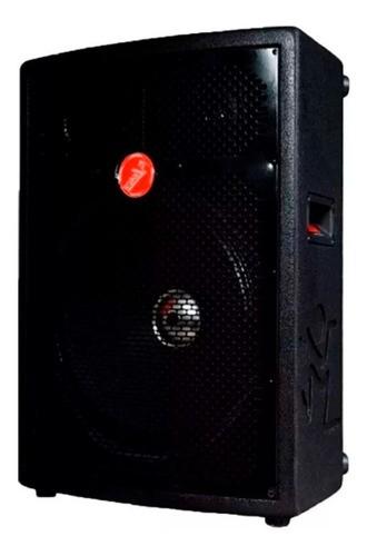 Caixa Acústica Passiva Fit 320p 100w 3 Vias (preta) - Leacs