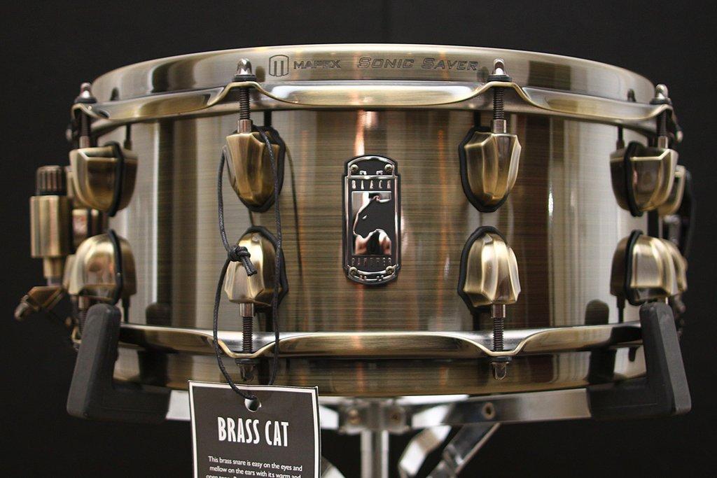 Caixa Black Panther Brass Cat 14″ x 5.5″ BPBR4551ZN