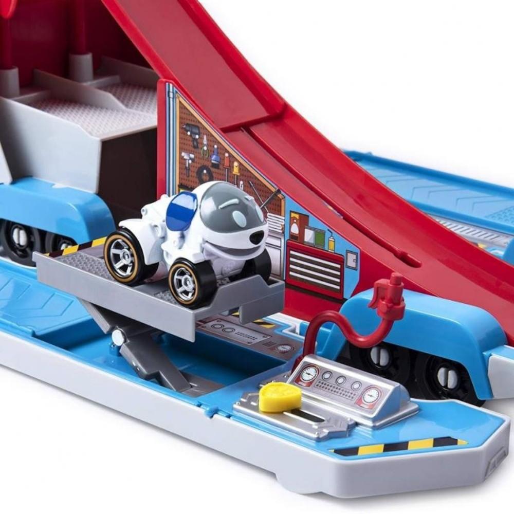 Caminhão Playset Patrulheiro 2 em 1 - Patrulha Canina SUNNY