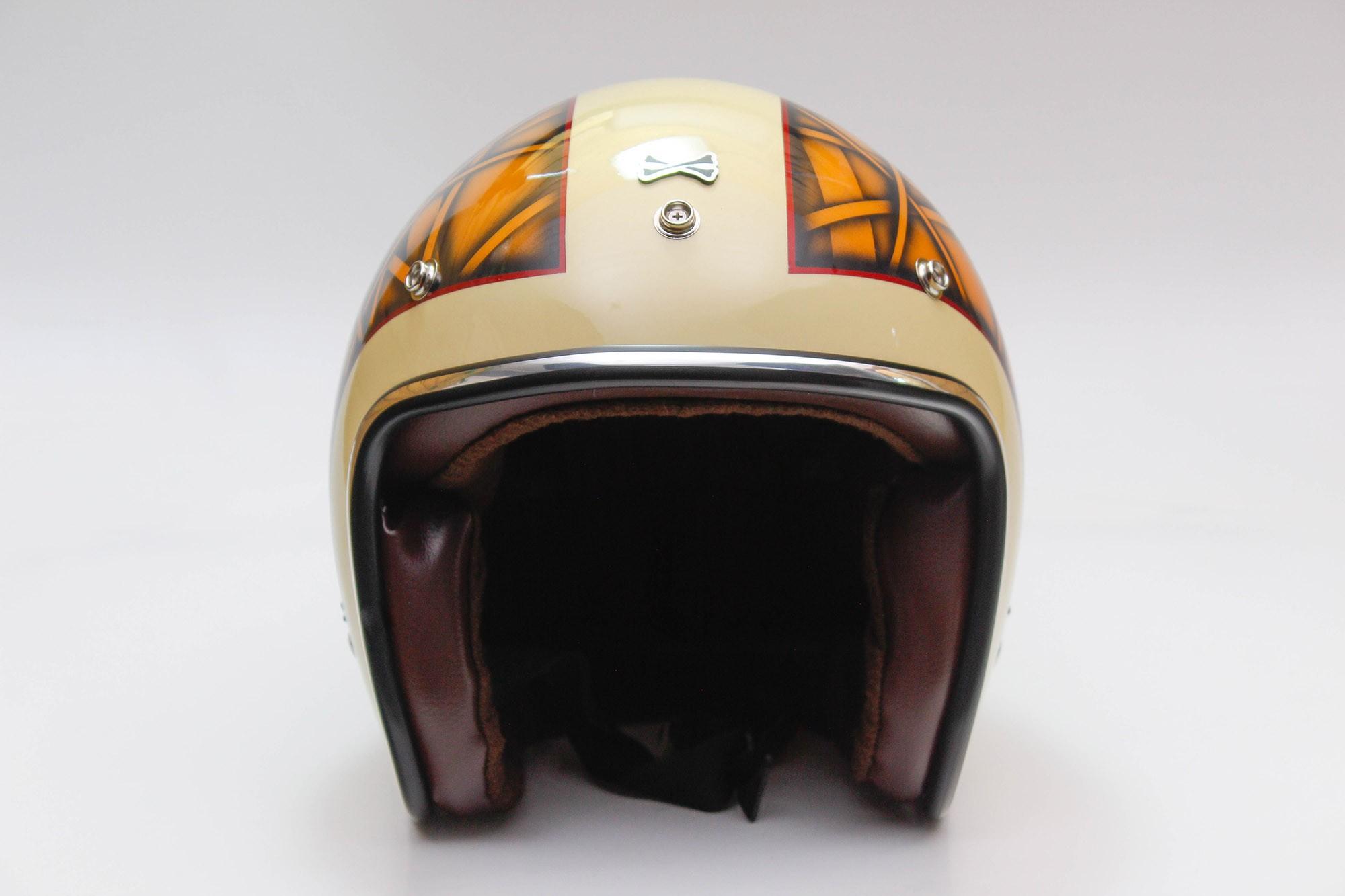 Capacete Custom Harley Davidson Personalizado Masculino