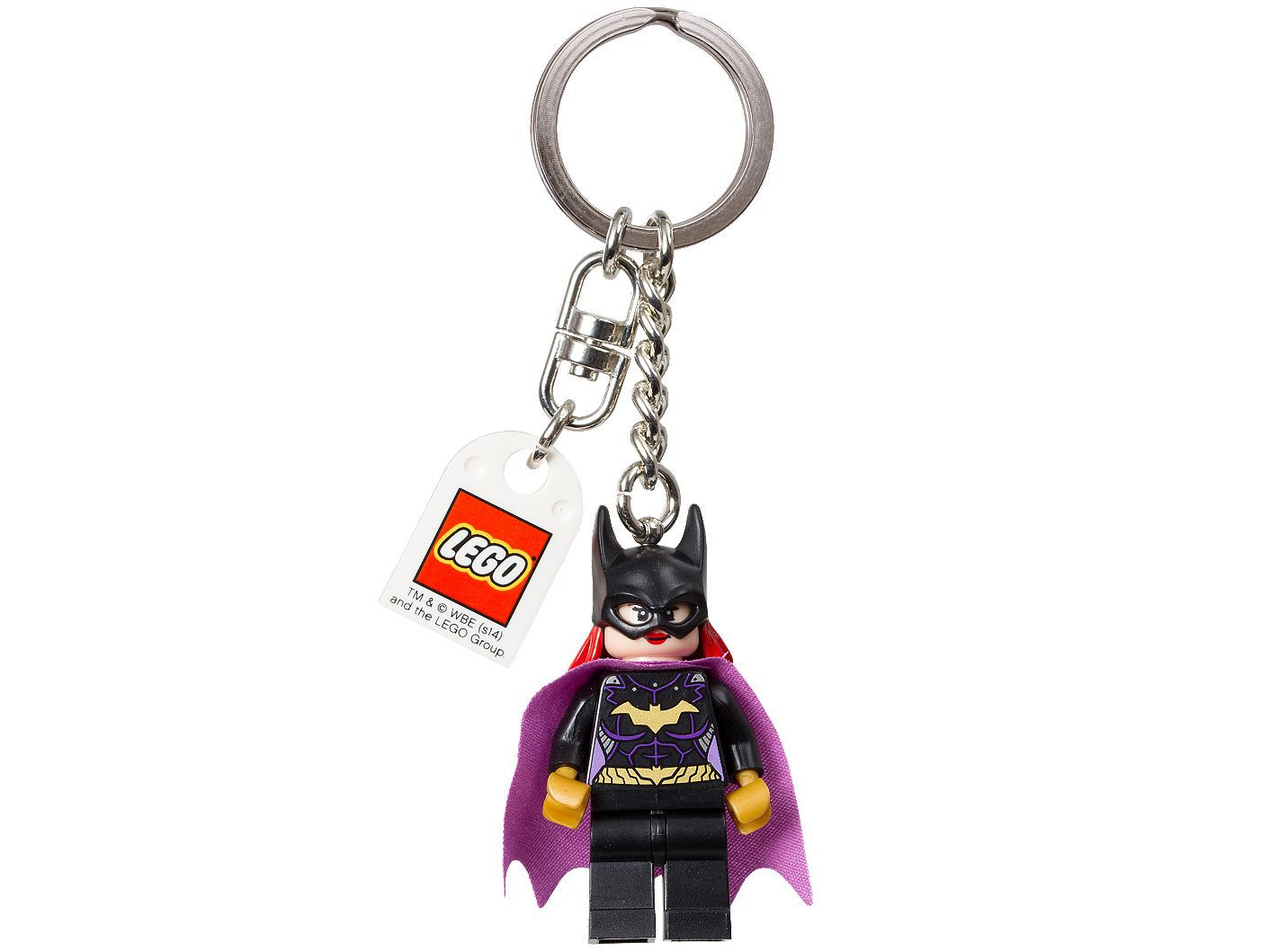 Chaveiro Lego Batgirl V46