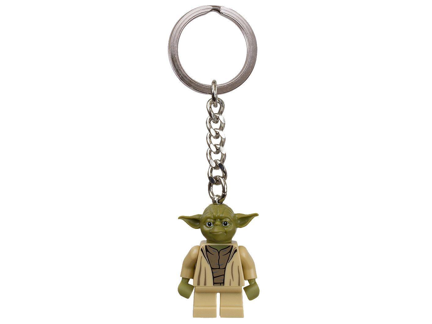 Chaveiro Lego Yoda V46