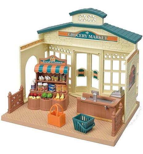 Conjunto Epoch Sylvanian Families Minimercado 5315