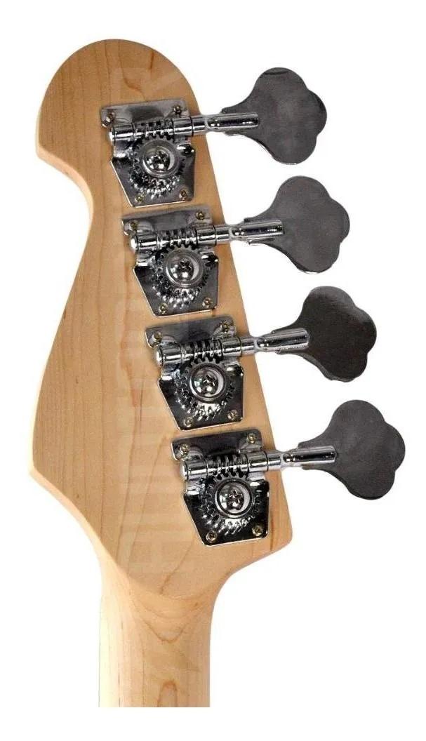 Contra Baixo Precision Bass 4 Cordas Pbs Mrd - Phx - Vermelho Metálico