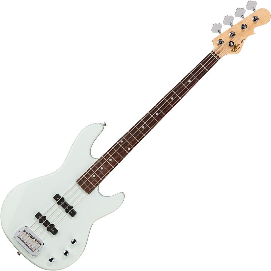 Contrabaixo G&L Tribute JB-2 Bass Sonic Blue