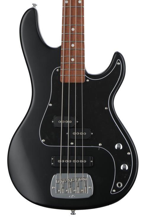 Contrabaixo G&L Tribute SB-2 Bass Black Frost