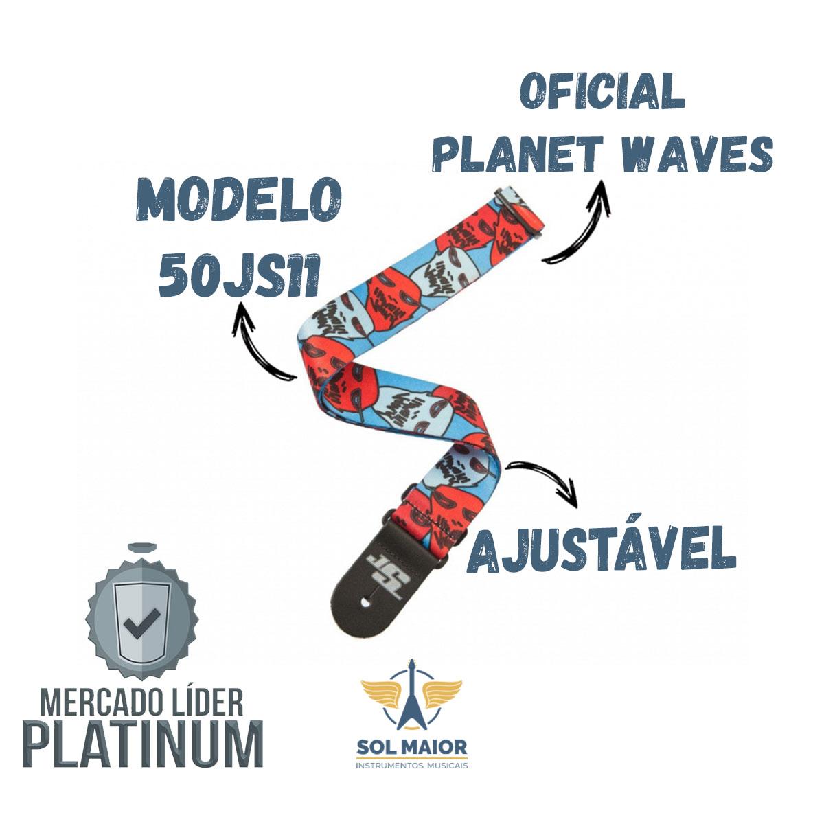 Correia Planet Waves 50js11 Joe Satriani Ghost