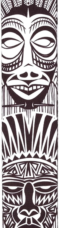 Correia Planet Waves African Masks Black & White P20W1508