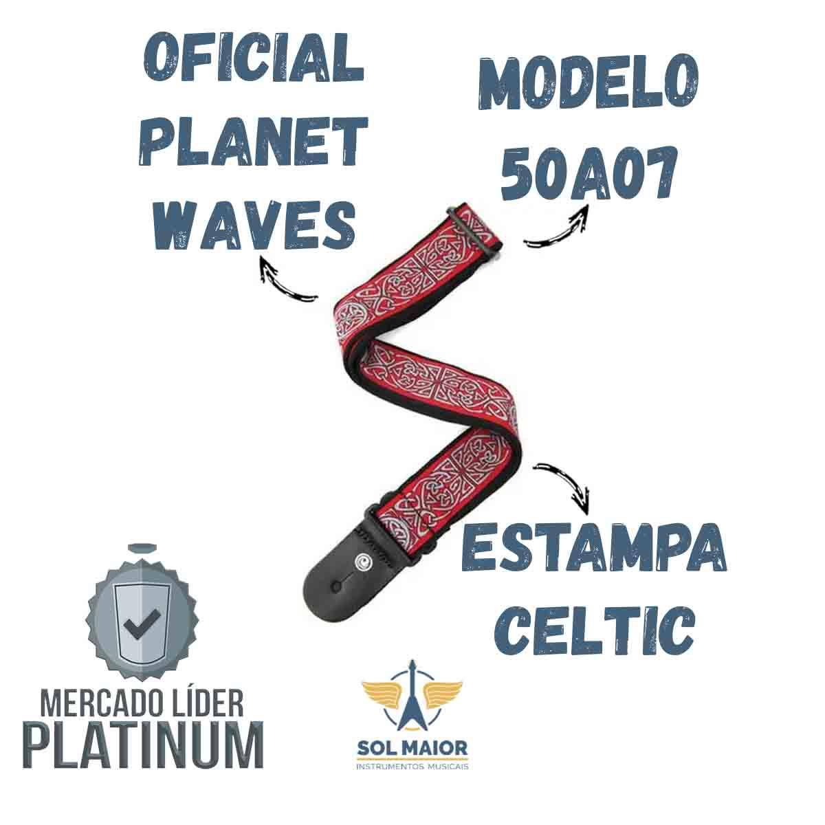 Correia Planet Waves World Tour Celtic 50a07