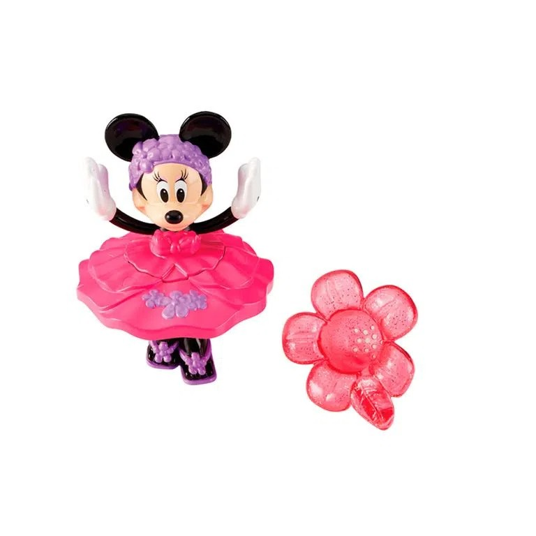 Disney Minnie Bailarina Aquática Mattel - Matdgm45