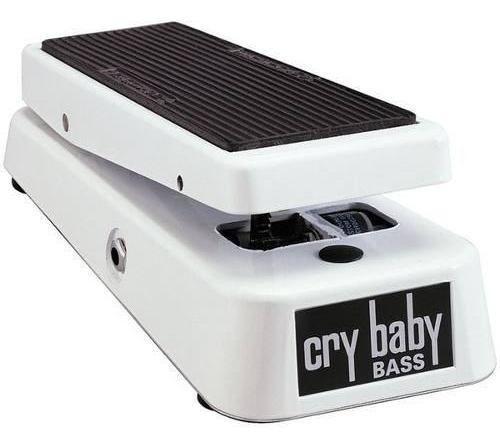 Dunlop 105q Crybaby Bass Wah Bass Effects Pedal