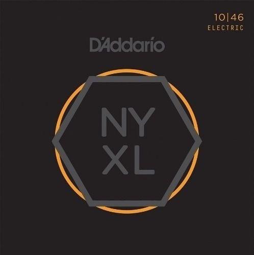 Encordoamento 010 Guitarra Daddario Nyxl Nickel Wound 1046