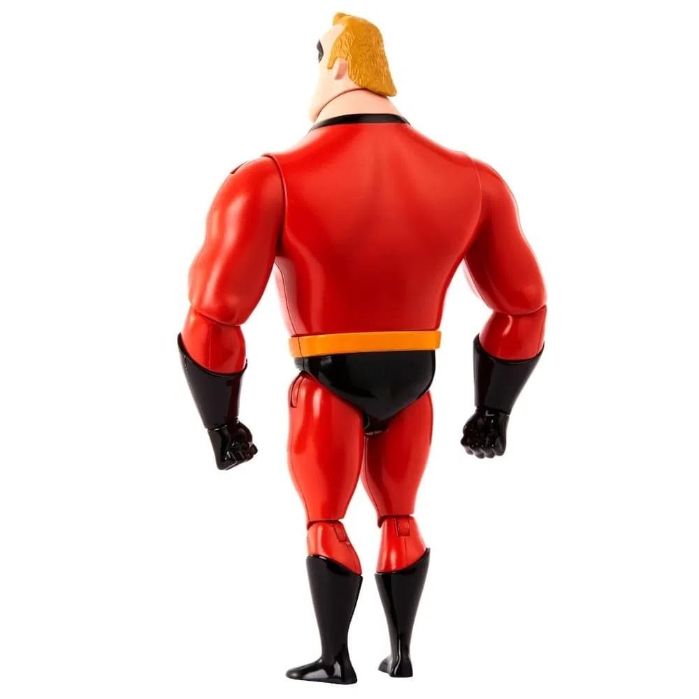 Figura De Ação Pixar Sr. Incrivel - Mattel GNX78