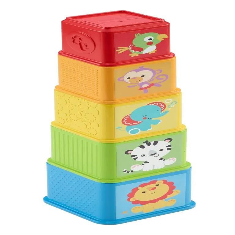 Fisher Price Meus primeiros blocos Animaizinhos CDC52 Mattel