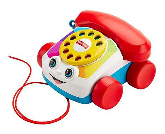 Fisher Price Novo Telefone Feliz Mattel DPN22