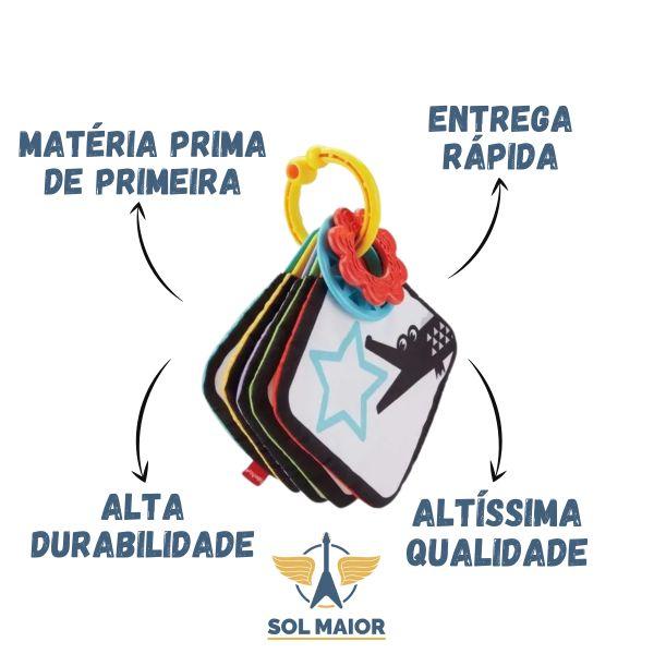 Fishier Price Baby Cartas de Aprendizagem FXB92 Mattel