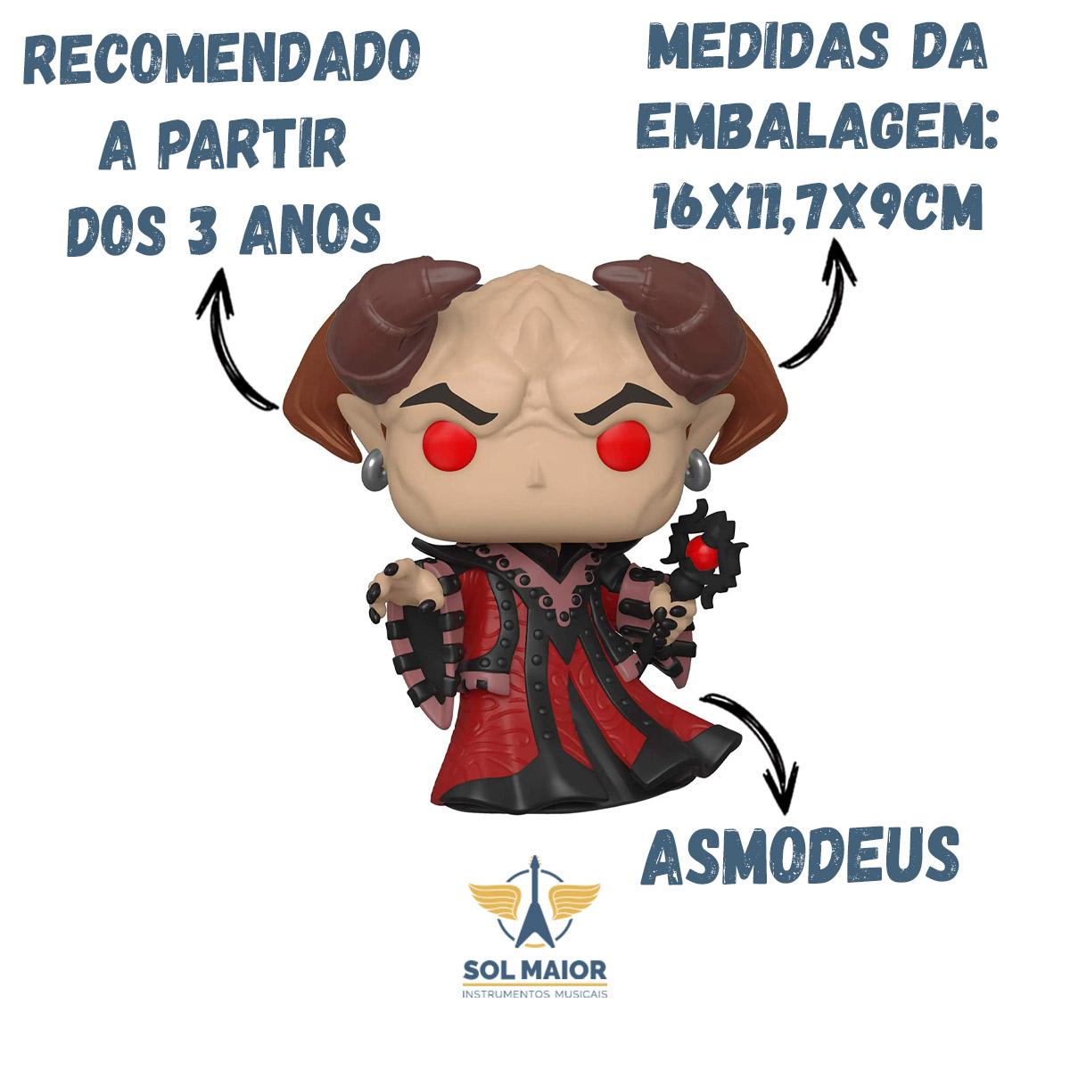 Funko Pop Dungeons Dragon Asmodeus 575