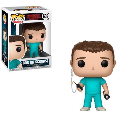Funko Pop Stranger Things 3 Bob in Scrubs #639