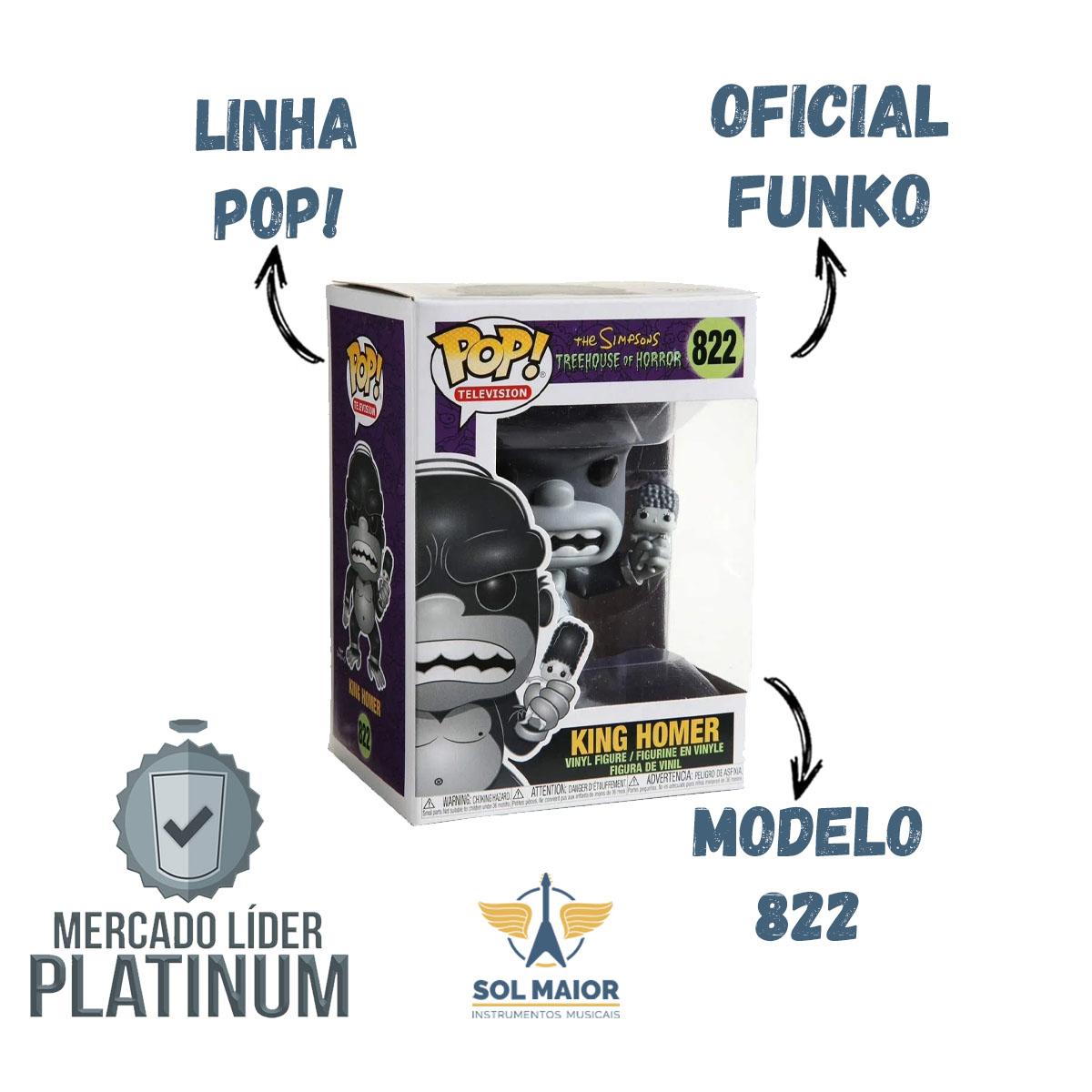 Funko Pop! The Simpsons Treehouse Horror - King Homer #822