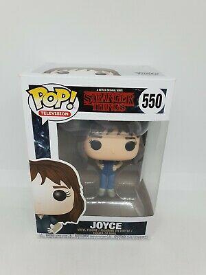 Funko Pop Tv  Stranger Things 3 - Joyce #550