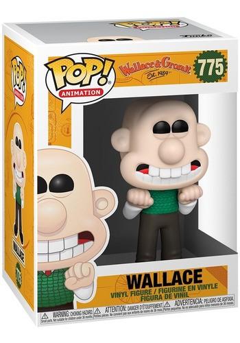 Funko Pop Wallace & Gromit - Wallace 775
