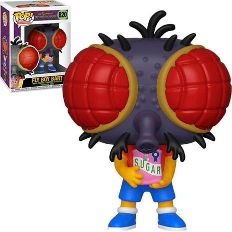 Funko The Simpsons Tree House Of Horror - Fly Boy Bart 820