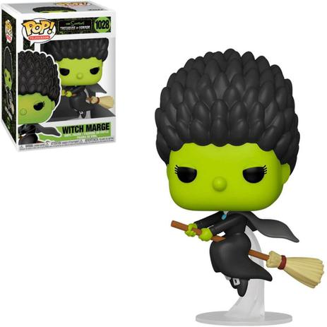 Funko The simpsons Tree House Of Horror - Marge Witch 1028
