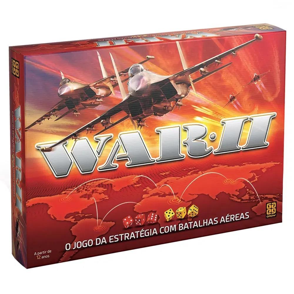 Grow Jogo War 2 - Jogo De Estratégia