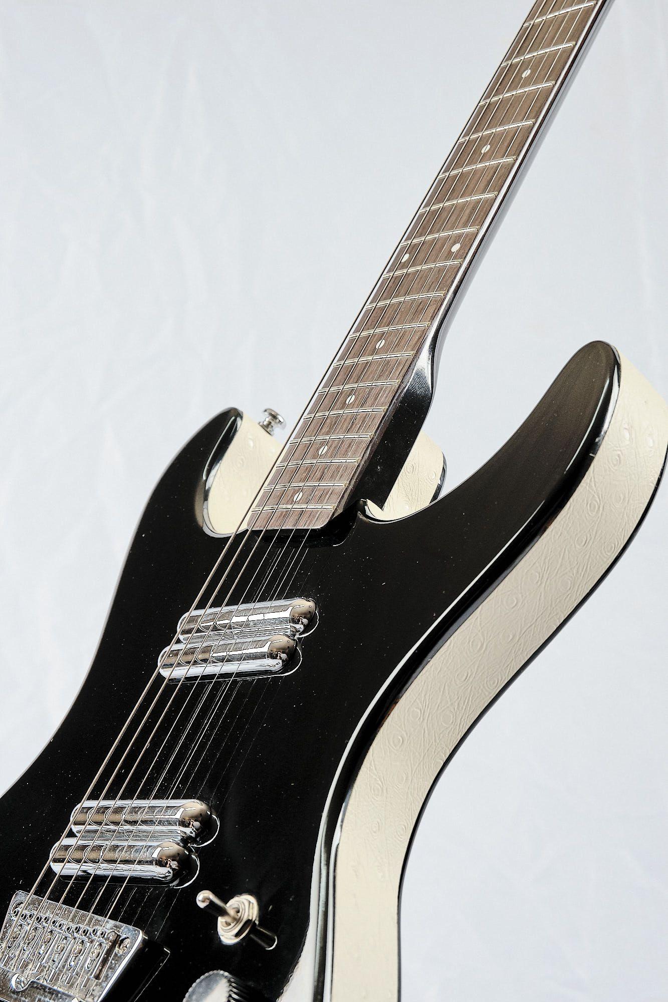 Guitarra Danelectro Hodad Humbucking Lipstick Black