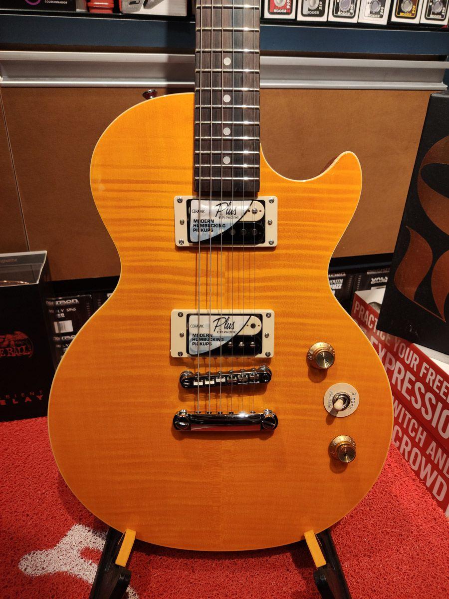 Guitarra EpiPhone Les Paul Slash Special Afd + Bag + Correia
