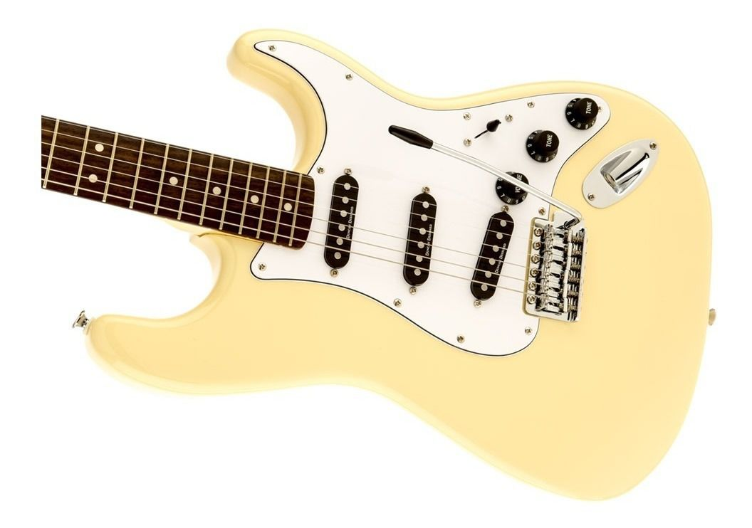 Guitarra Fender 037 1226 Squier Vintage Modified White Lr