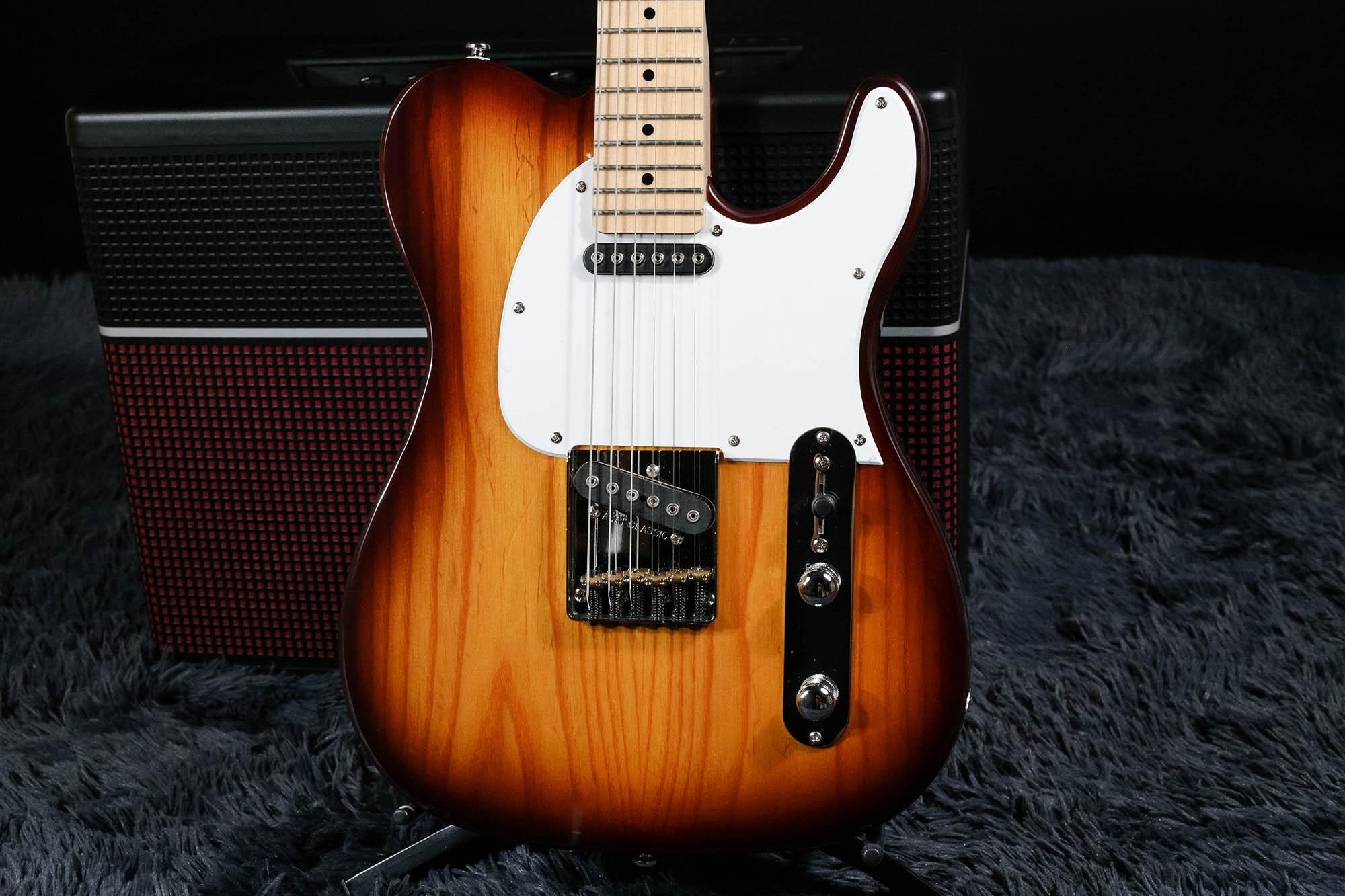 Guitarra G&L Tribute ASAT Classic TI-ACL | Tele | Tobacco Sunburst