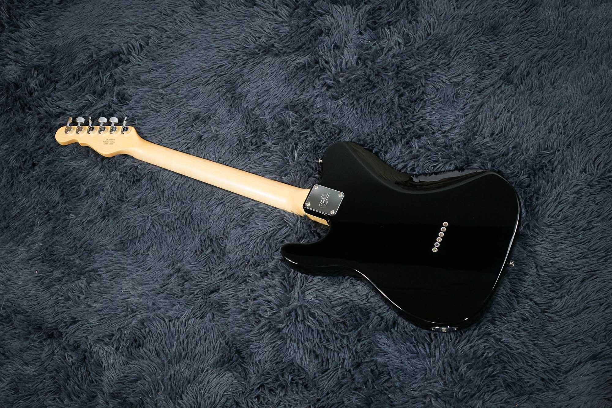 GUITARRA G&L USA FULLERTON DELUXE ASAT CLASSIC JET BLACK
