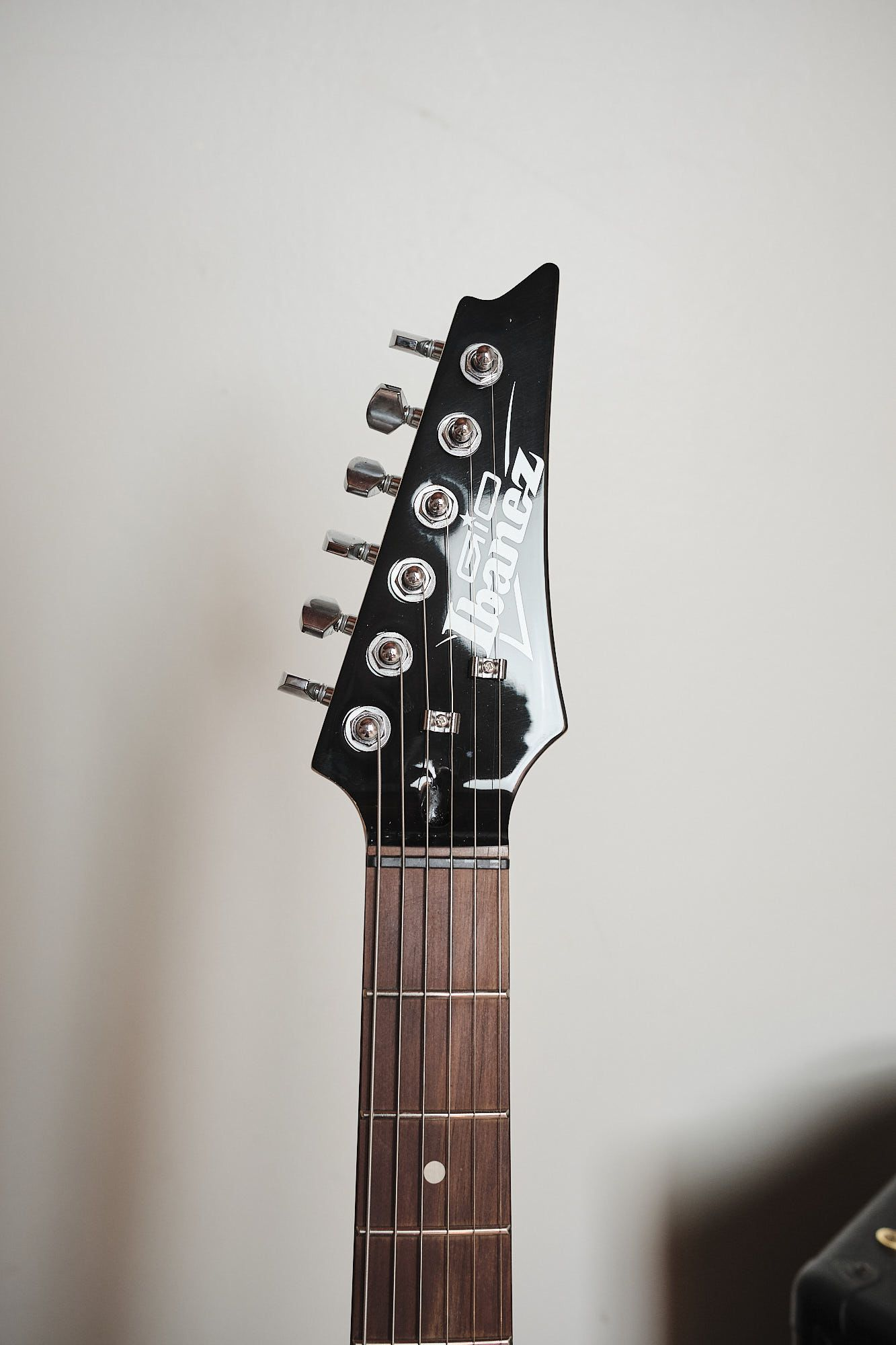 Guitarra Ibanez Gio Grx 20 Bkn Black Night