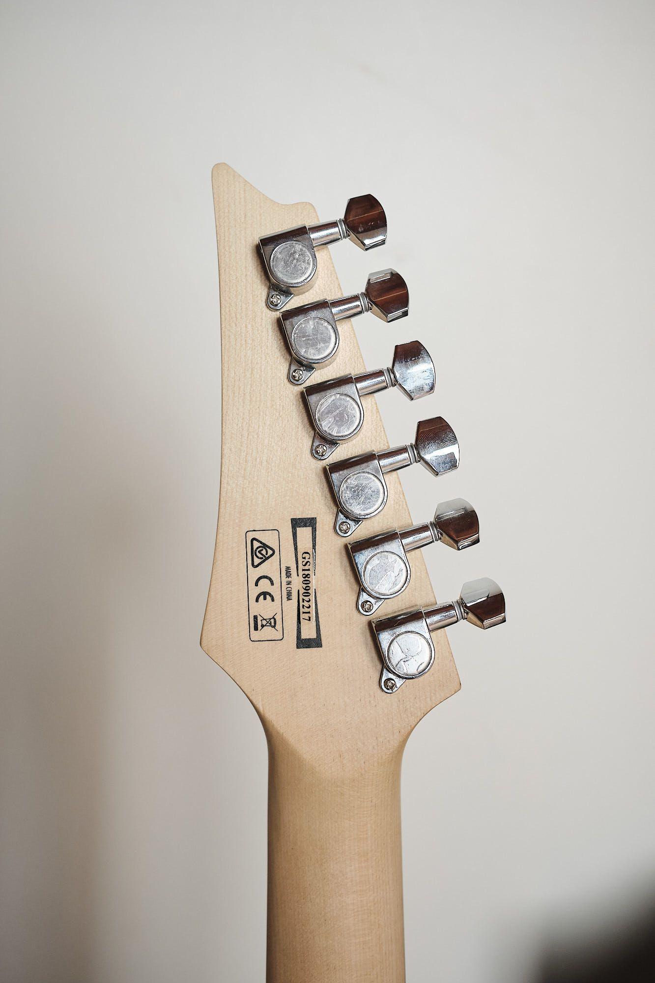 Guitarra Ibanez Grx 70qa Trb