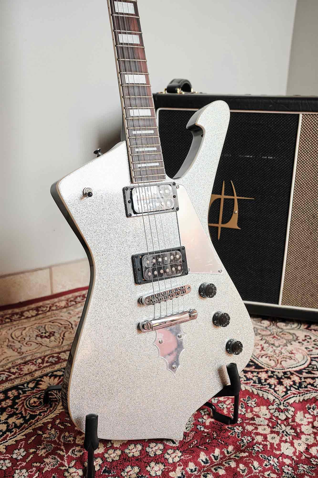 Guitarra Ibanez Ps60 Ssl Signature Paul Stanley Bag