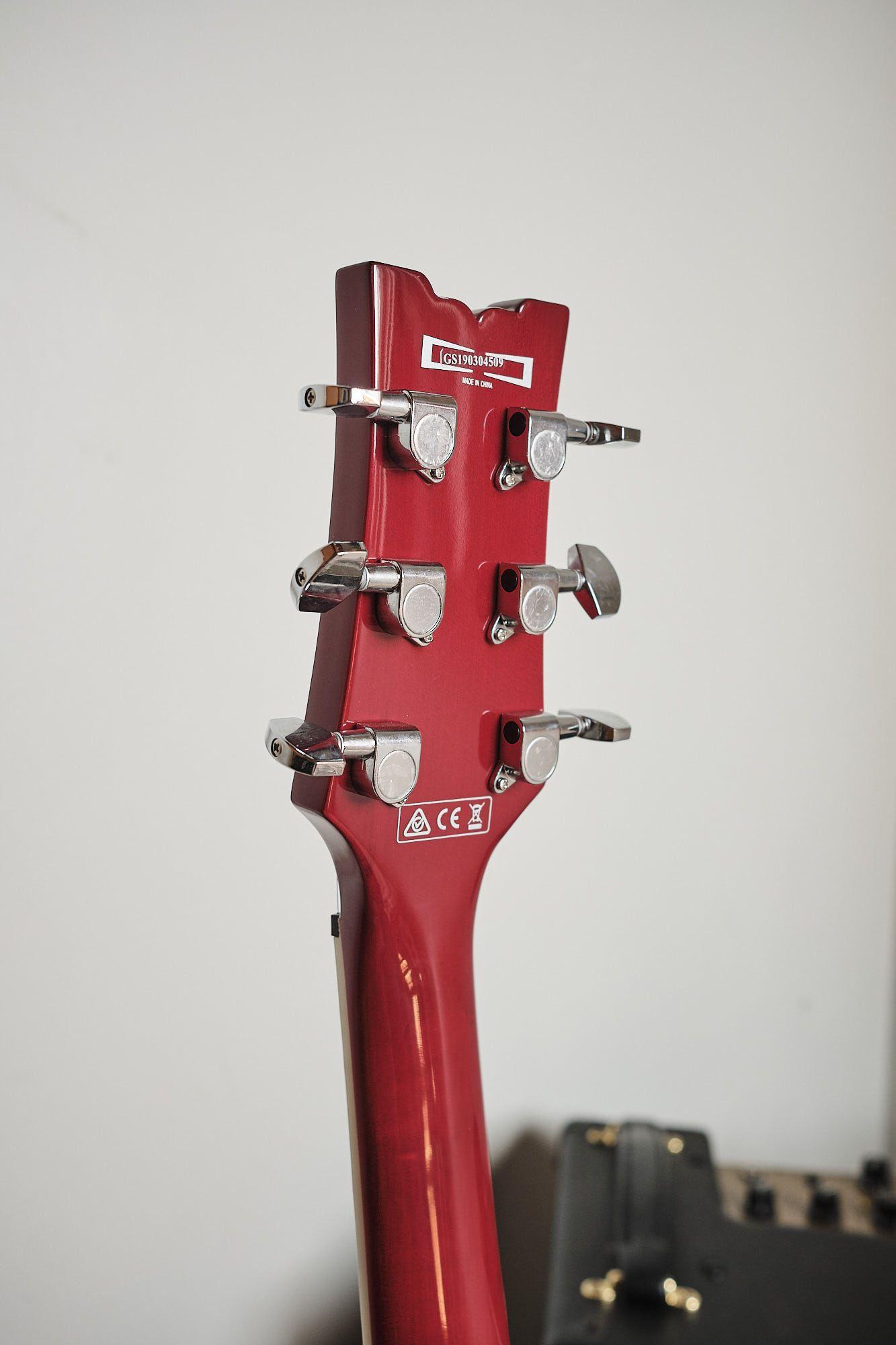 Guitarra Ibanez Semi Acustica Art 120 Crs